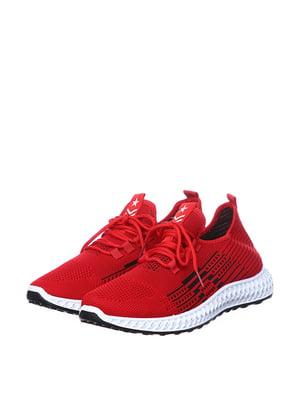 Кроссовки красного цвета | 5647848