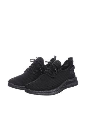 Кроссовки черные | 5647850