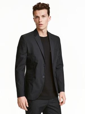 Пиджак черный | 5641937