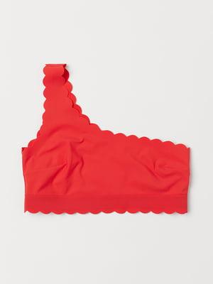 Купальний ліф червоний   5642207