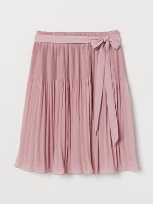 Юбка розовая | 5642555