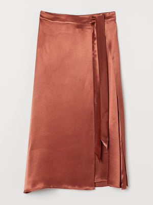 Спідниця теракотового кольору | 5642552