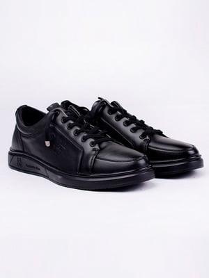 Туфли спортивные черные | 5649227