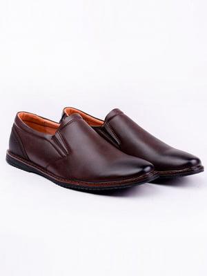 Туфлі коричневого кольору | 5649338