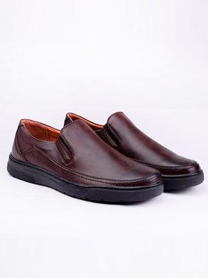 Туфлі коричневого кольору | 5649340