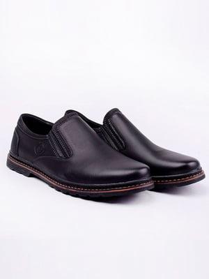 Туфлі чорні | 5649346