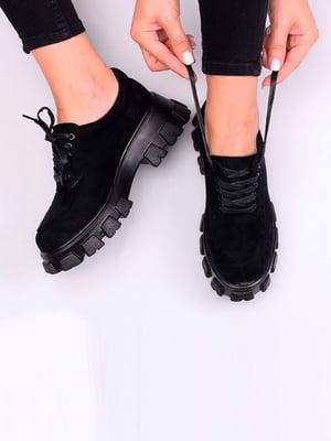 Туфли черные | 5649355