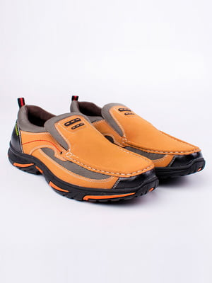 Кроссовки желтые | 5649783