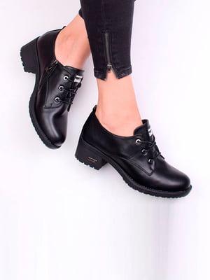 Туфли черные | 5649822