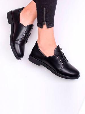 Туфли черные | 5649827