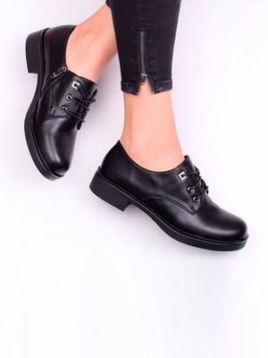 Туфли черные | 5649829