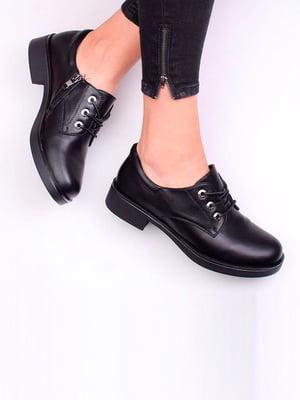 Туфли черные | 5649830