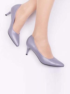 Туфли серые | 5649916