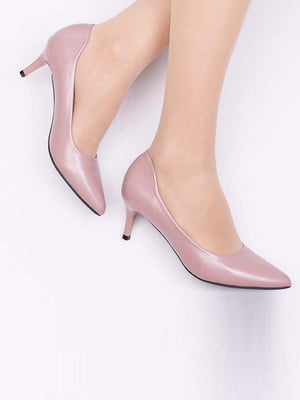 Туфли розового цвета   5649917