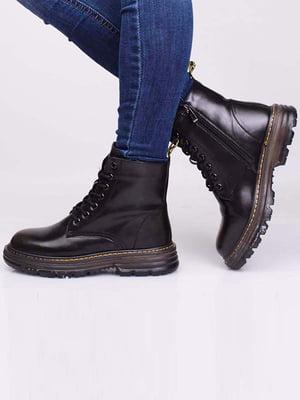 Ботинки коричневого цвета | 5650162