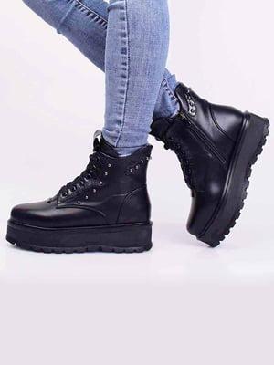 Ботинки черные | 5650330