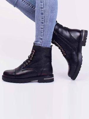 Ботинки черные | 5650343