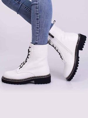 Ботинки белые | 5650397