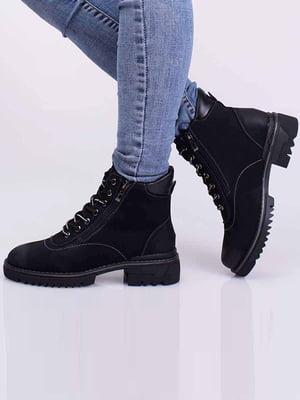 Ботинки черные | 5650416