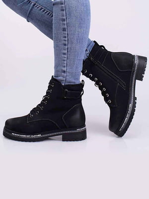 Ботинки черные | 5650417