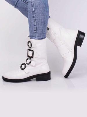 Ботинки белые | 5650458