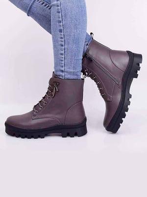 Ботинки цвета кофе | 5650498