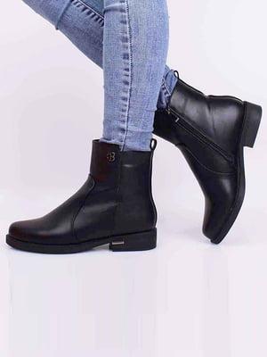 Ботинки черные | 5650510