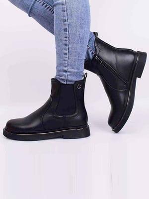Ботинки черные | 5650511