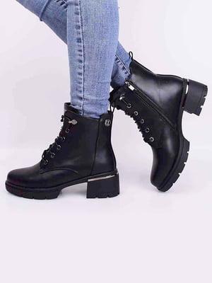 Ботинки черные | 5650516