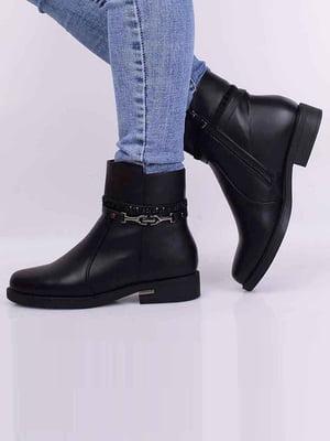 Ботинки черные | 5650520