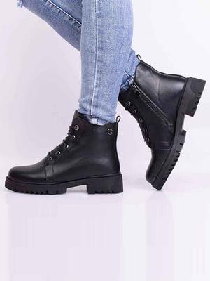 Ботинки черные | 5650522