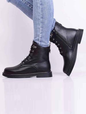 Ботинки черные | 5650523