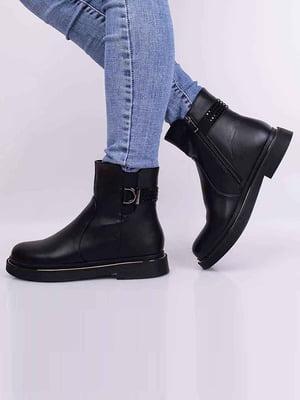 Ботинки черные | 5650526
