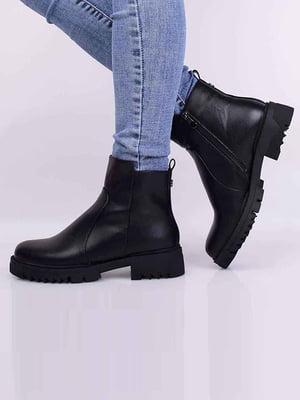 Ботинки черные | 5650528
