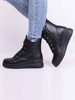 Ботинки черные | 5650535