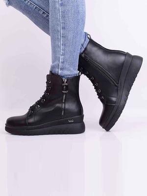 Ботинки черные | 5650536