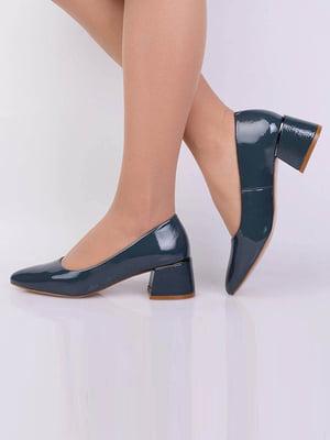 Туфли зеленого цвета | 5650709