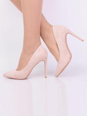 Туфли бежевого цвета | 5650738
