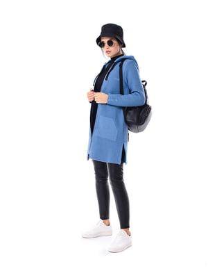 Кардиган синий | 5632127