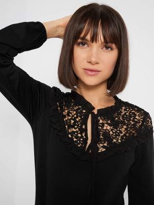 Блуза чорна | 5647156