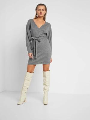Сукня сіра | 5647197