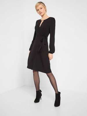 Платье черное | 5647207