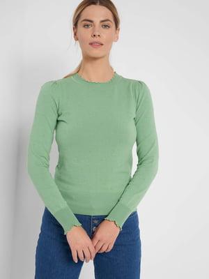 Джемпер зеленый | 5647233