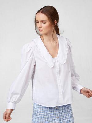 Рубашка белая | 5647277