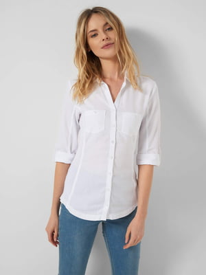 Рубашка белая | 5647285
