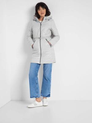 Пальто серое | 5647309