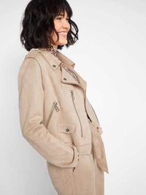 Куртка бежевая | 5647311