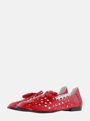 Балетки червоні | 5633265