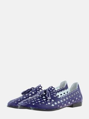 Балетки фиолетовые | 5633266