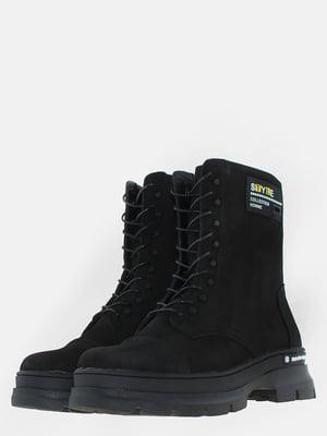 Ботинки черные | 5635850